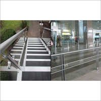 Glass Balustrades Handrails