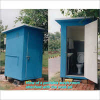 Portable Toilets Washroom