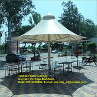 Canopy Tensile Fabric Made Canopies