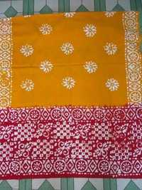 COTTON WAX BATIK FABRIC