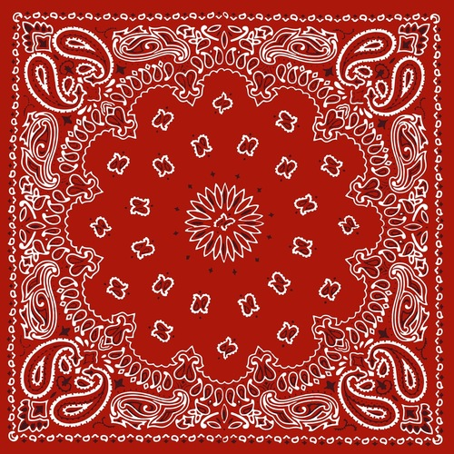 COTTON PRINTED BANDANA