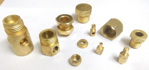 Brass Geyser Parts Jamnagar