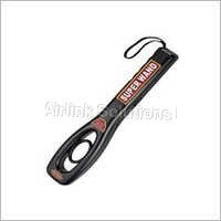 Security Hand-Metal Detector