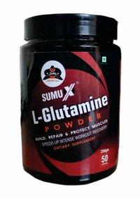 SUMU X Glutamine Dietary Supplement