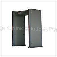 Entry Gate Metal Detector