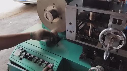 Electronic Transformer Toroidal Core Winding Machine