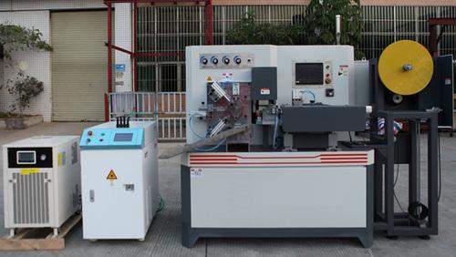 Transformer Toroidal Core Full Automatic Winding Machine