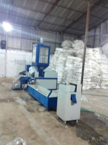 Expanded Polystyrene Pelletizer Machine
