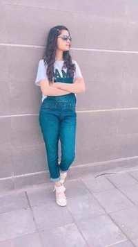 Jumpsuit Jeans For Ladies