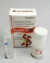 Cefpodoxime & Clavulanate Acid