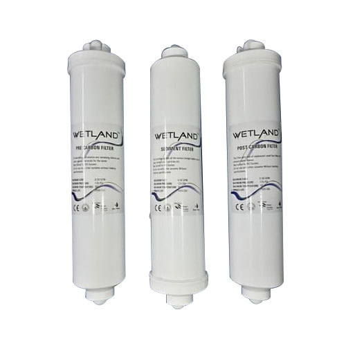Push-Fit Inline Filter