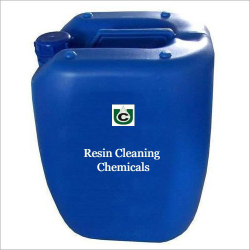 Resin Cleaning Chemicals