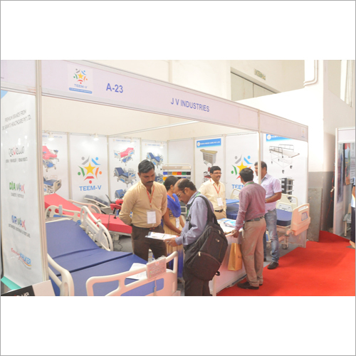 Medical Hospital Bed Exhibition Service
