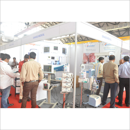 Super Speciality Hospital Equipment Exhibition Service