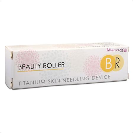 (0.2 mm) Beauty Roller Titanium Skin Needling Device