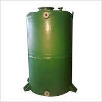 Fiber Glass Tank