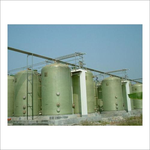 Fiber Acid Tank