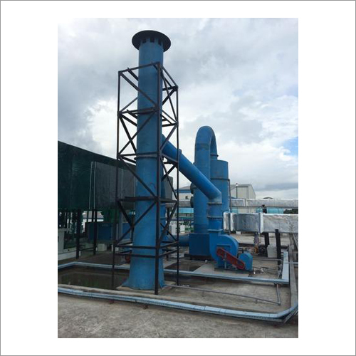 Fibre Glass Fume Exhaust Systems