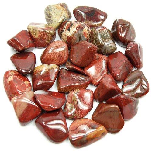 Breciated Jasper Tumble Stones