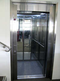 Passenger Elevator Without Machine Room (MRL)
