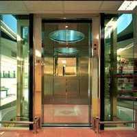 Passenger Elevator With Machine Room