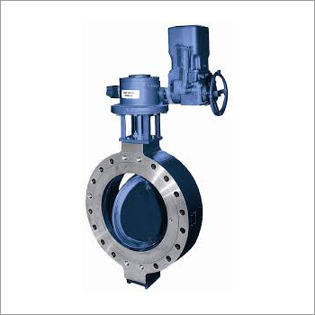 Gear Operating Butterfly Valve