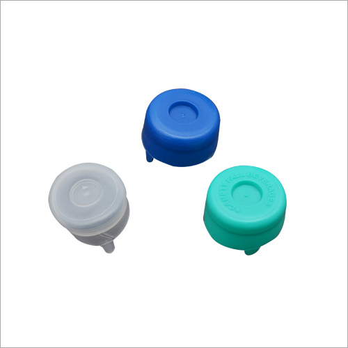 Colored Water Jar Cap