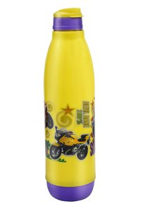 Grey Insulated Water Bottle
