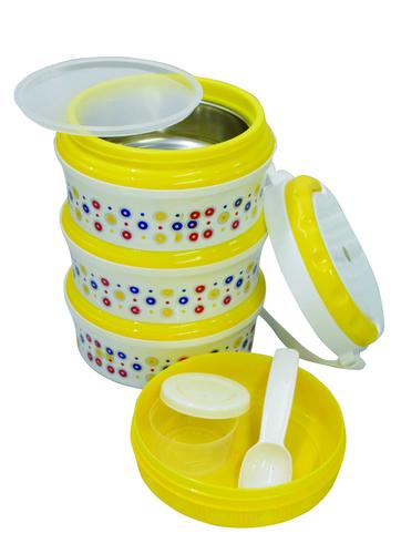 Shree S. S. Garam Masti 3 Insulated Lunch Box
