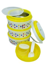 Shree S. S. Garam Masti 3 Insulated Lunch Box