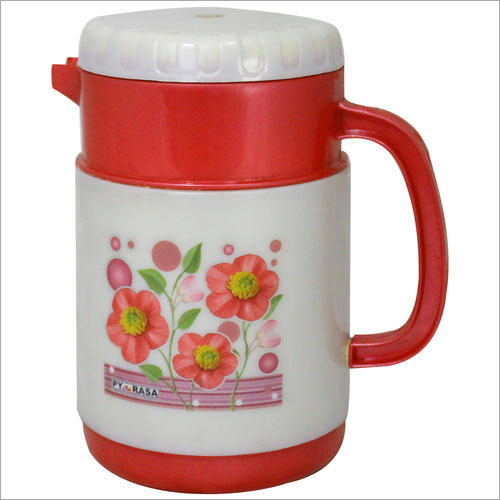 Floral Thermos Flask
