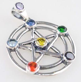 Chakra Balancing Pentagram