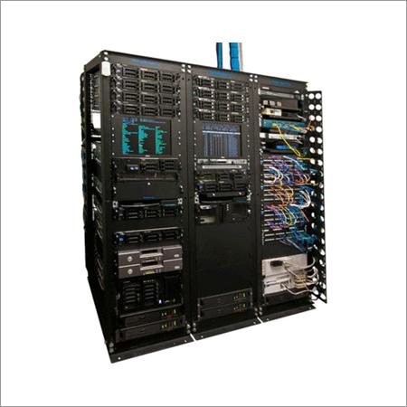 Computer Network Rack