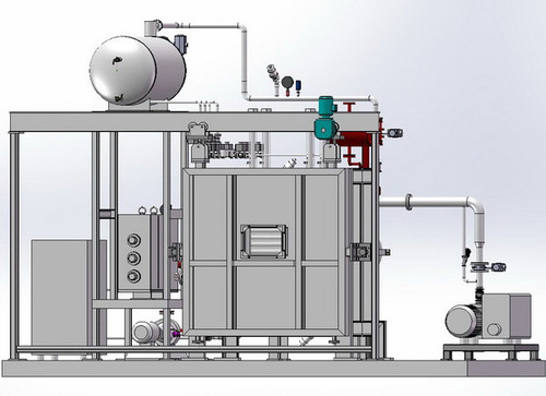Transformer Vacuum Oil-filling equipment