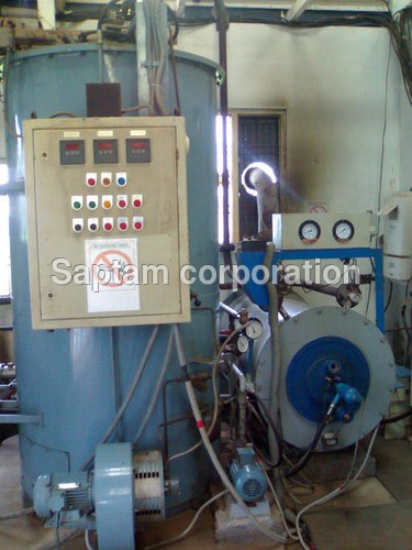 THERMIC FLUID HEATER