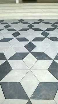 White Pavers