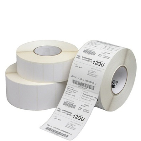 Plain Barcode Labels