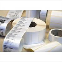 Pre Printed Barcode Labels