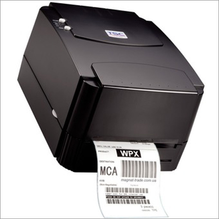 Desktop Barcode Label Printer