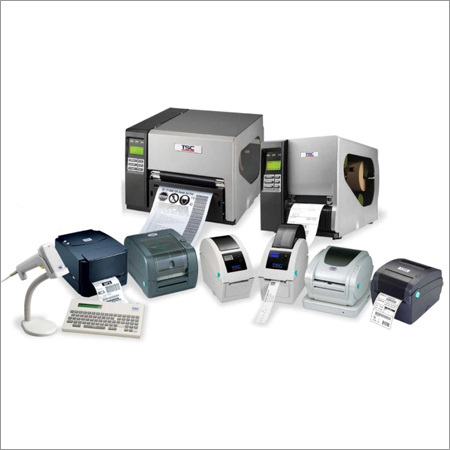 Barcode Printer Set
