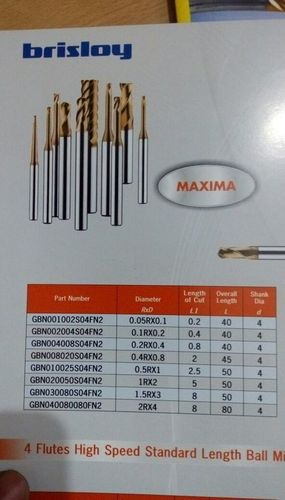 Carbide Endmill Cutter