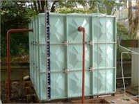 Industrial FRP Storage Tank