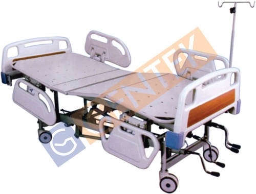 ICU Bed - Mechanical, 4 Functions