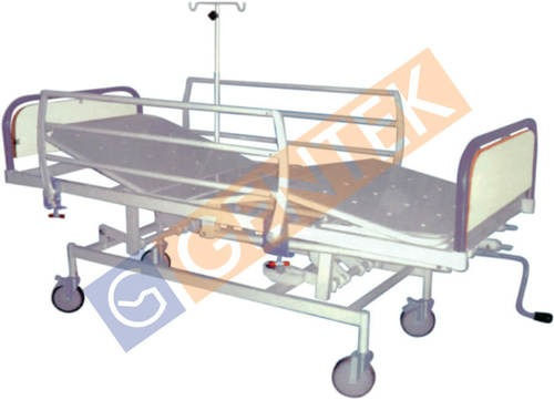 ICU Bed - Mechanical (Economy Model, S. S. Bows)