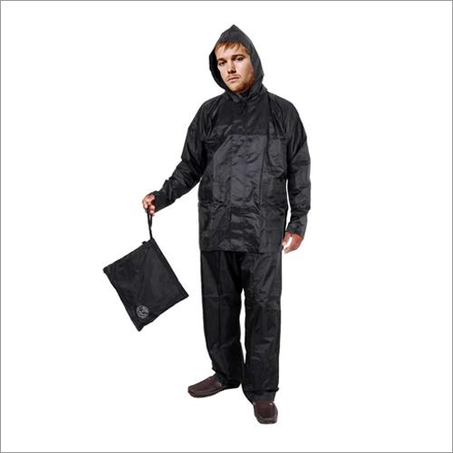 Duckback Solid Black Rain Coat