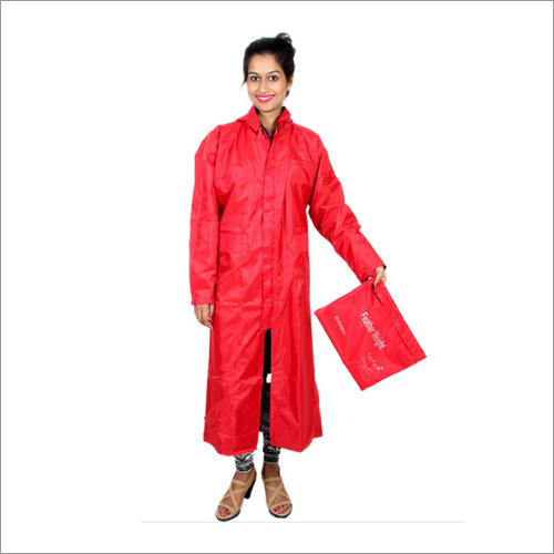Lotus Stylish Ladies Rain Coat
