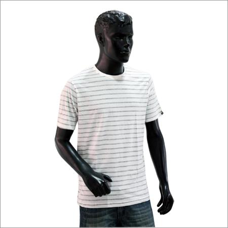 Men's White Cotton T Shirts