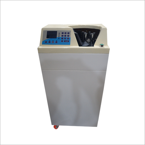 Bundle Note Counting Machine (Floor Top)
