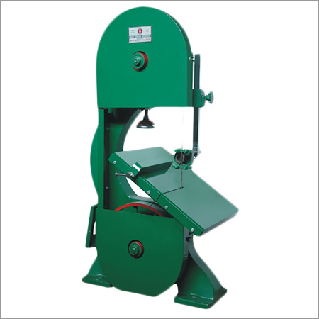 Wood Cutting Band Saw Machine