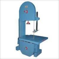 Semi Automatic Wood Cutting Machine
